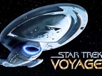 Star Trek Voyager graphic