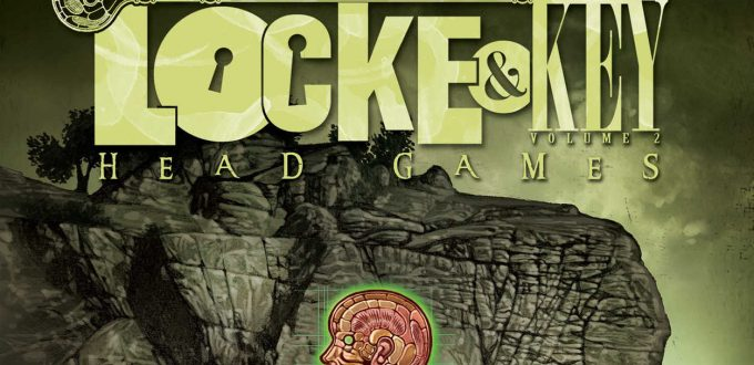 Locke Key cover