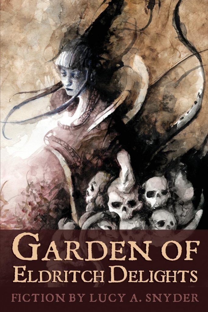 Garden of Eldritch Delights Cover Image