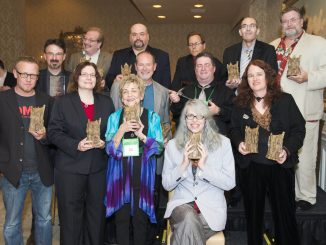 2012 Bram Stoker Award winners