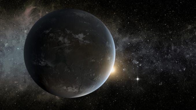 Kepler artist image - Image credit: NASA Ames/JPL-Caltech/Tim Pyle