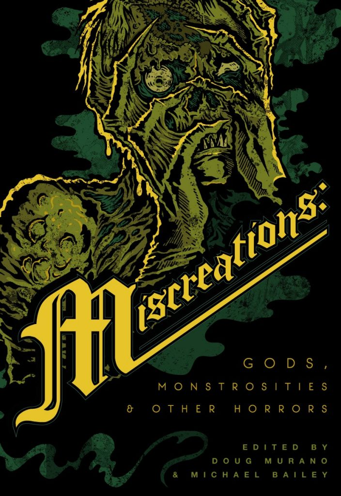 Miscreations cover