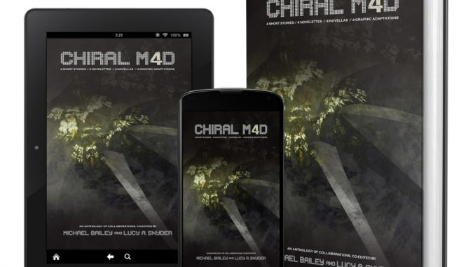 Chiral Mad covers