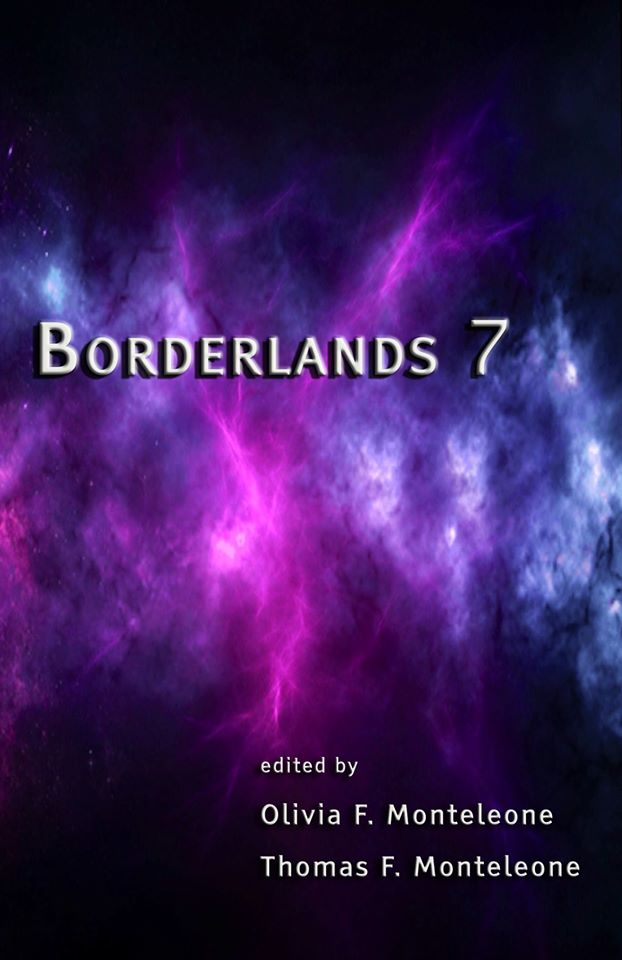 Borderlands 7 cover