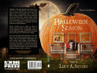Halloween Season Cover