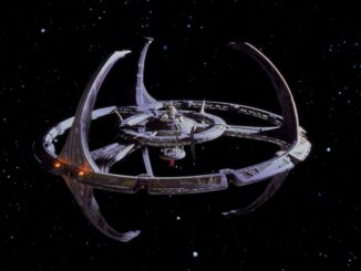 Deep Space Nine Station