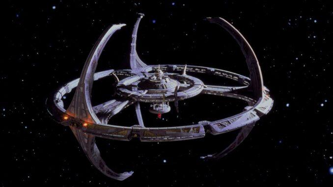 Deep Space Nine Station