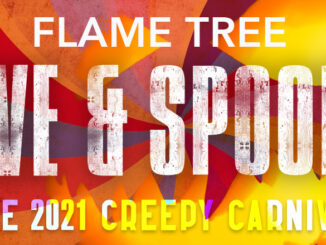 Flame Tree Banner